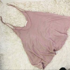 LUSH pink Mauve Swing Camisole Top Swing Small